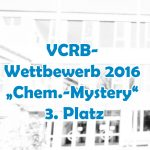VCRB-Schülerwettbewerb 2016